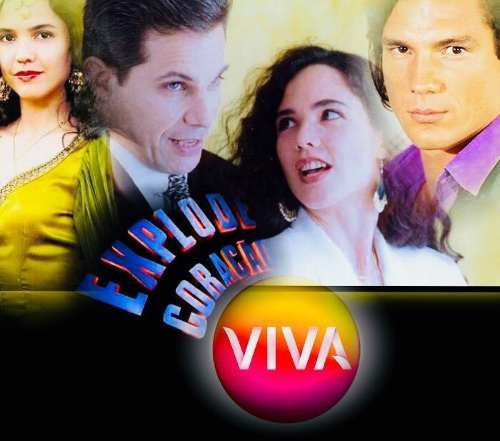 Novela Explode Coração Completa Em 30 Dvds!