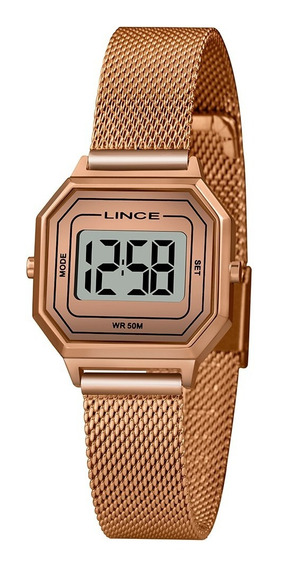 Relógio Lince Feminino Sdph132l Bxrx
