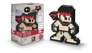 Pixel Pals Lamparas - Ryu - Oferta - Originales Tochi Gaming