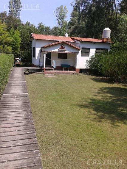 Venta De Casa Interna En Río Sarmiento Al 195 (muelle Clerico)