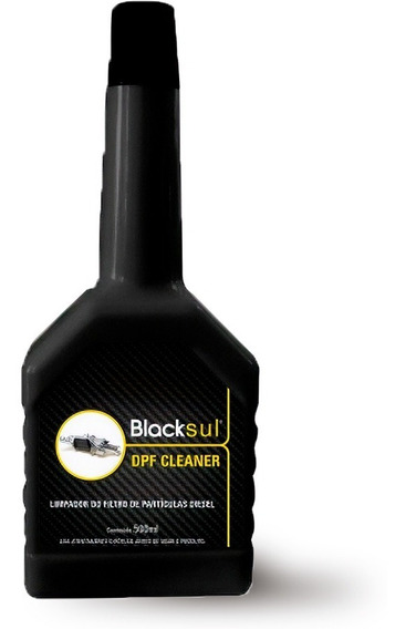 Dpf Cleaner Diesel Blacksul 500ml