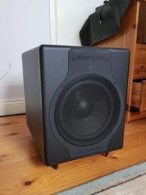 Sub Ativo Para Estudio M-audio Sbx 10-240 W Rms