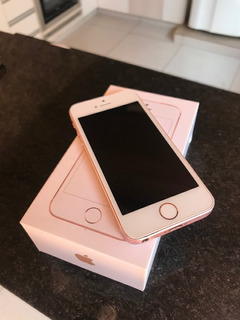 iPhone Se 16gb Rose Usado