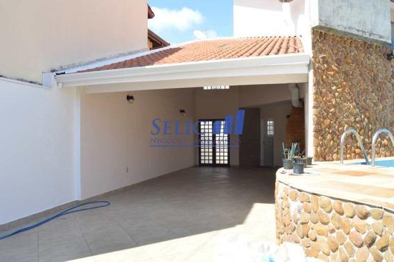 Casa 4 Dorm, 2 Suítes, Jd Samambaias , Jundiaí, Cod: 35 - A35