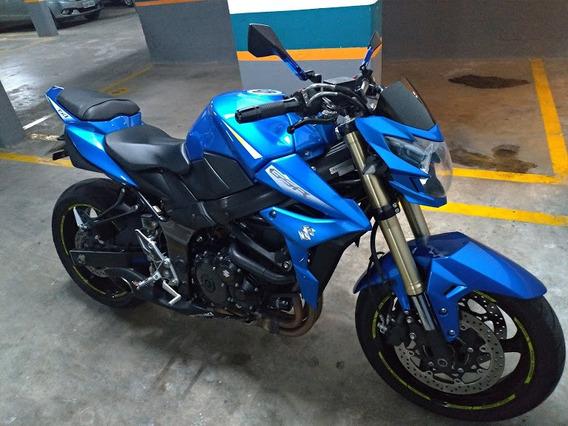 Suzuki Gsr 750cc 2015/16 Km Baixissima... Novíssima