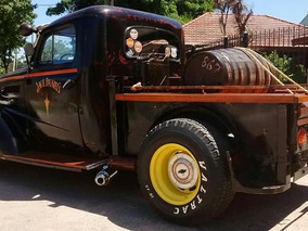 Chevrolet 1937 , Camioneta ! Pick Up ! Rat Rod ! Hot Rod !