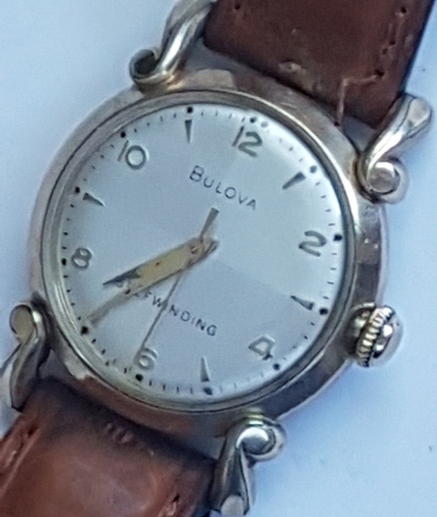 Belíssimo Relógio Bulova, Mod. Winchester