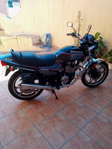 Imagem 1 de 4 de Honda Cb450 Dx