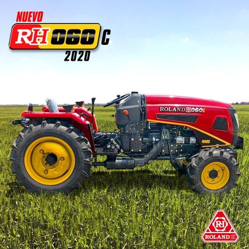 Tractor Roland H060c 4x4 60hp