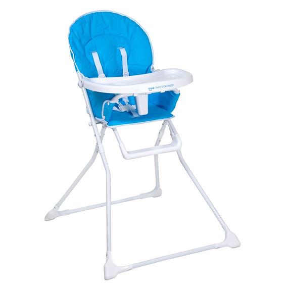 Silla Comedor Bebe Allegra Azul A68772