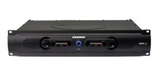 Samson Servo 600 Amplificador - Potencia De Estudio 300+300