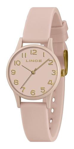 Relógio Lince Urban Feminino Lrcj103p Rosa + Garantia + Nfe