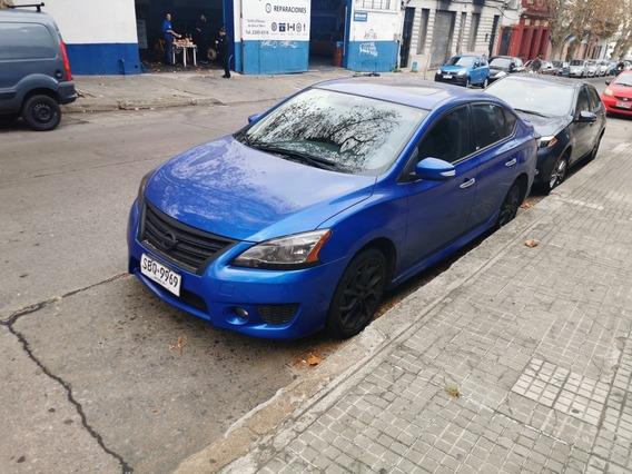 Nissan Sentra 1.8 Sr At 2013