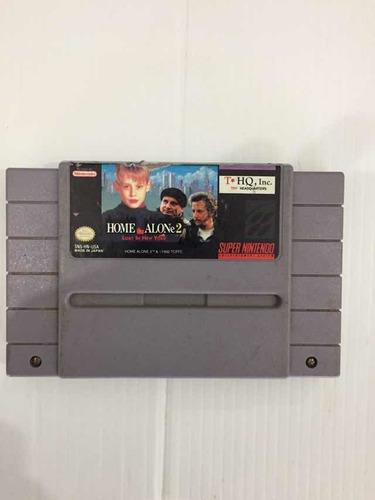 Home Alone 2 Súper Nintendo