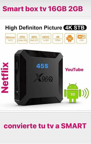 Smart Tv Box Tx& Mini