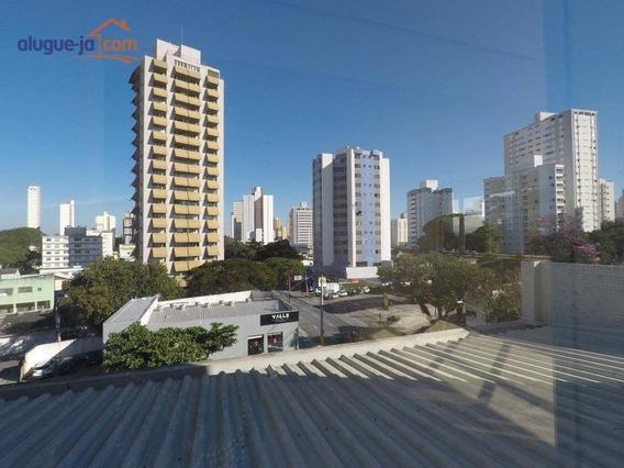 Sala Para Alugar, 130 M² Por R$ 4.582/mês - Jardim São Dimas - São José Dos Campos/sp - Sa0546