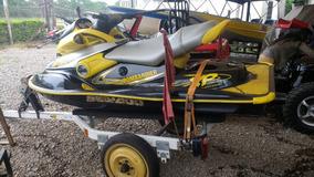 Moto Nautica Y Trailer Perfectos