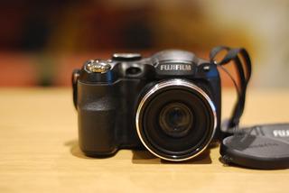 Camara Digital Fujifilm S 2500hd
