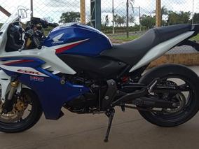 Honda Cbr 600 F - Azul 2013