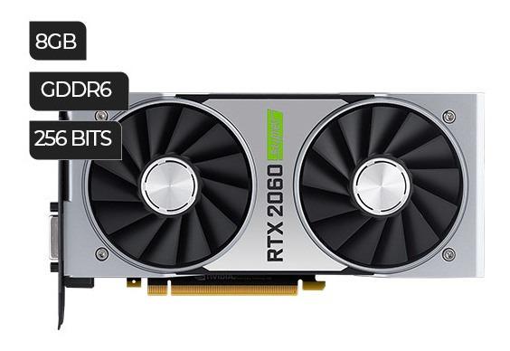 Tarjeta De Video Nvidia Geforce Rtx 2060 Super 8gb
