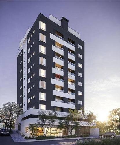 Apartamento Com 2 Dormitórios À Venda, 70 M² Por R$ 360.000 - Oriço - Gravataí/rs - Ap0597