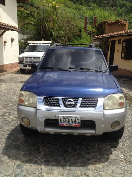 Nissan Frontier Año 2007 4 Cilindros