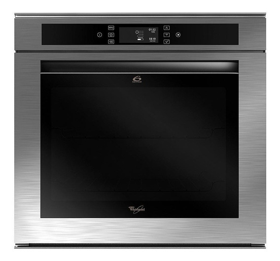 Horno Electrico Whirlpool Akzm656ix Digital Touch Empotrable