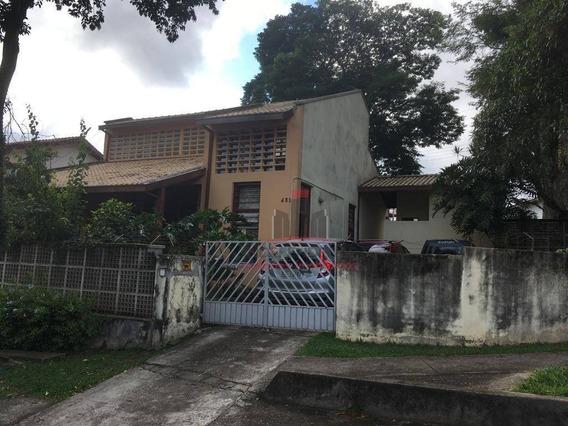 Casa Com 4 Dormitórios À Venda, 137 M² Por R$ 550 - Jardim Das Indústrias - São José Dos Campos/sp - Ca0686