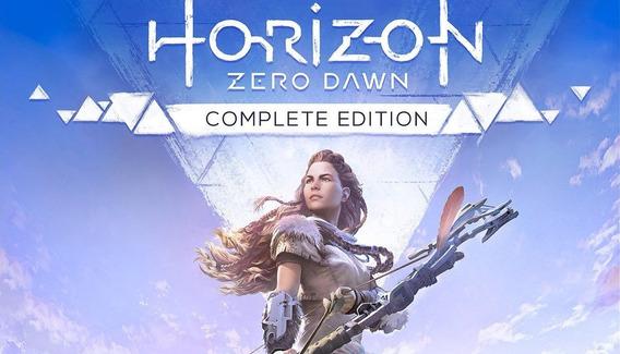 Horizon Zero Dawn Pc Steam Complete Edition Pc Original
