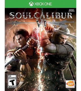 Juego Soulcalibur Vi Xbox One Nuevo Original