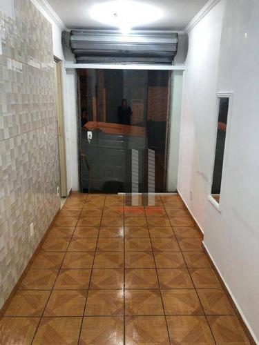 Salão Para Alugar, 13 M² Por R$ 800,00/mês - Mooca - São Paulo/sp - Sl0319