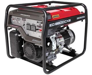 Generador Honda Eg6500 Cxs | 4 Tiempos | 13hp 5,5kva