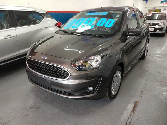 Ford Ka 1.0 Se Plus Flex 5p Aplicativo Uber 0km 2020