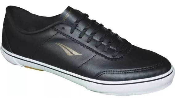 Zapatilla Penalty Quest Plus Negro Y Azul!! @