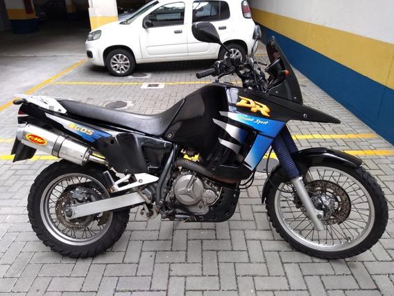 Suzuki Dr800s 1996 70.000km - R$9.000,00 Fipe: R9.874,00