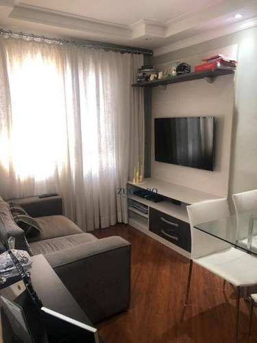 Apartamento À Venda, 45 M² Por R$ 220.000,00 - Ponte Grande - Guarulhos/sp - Ap15627