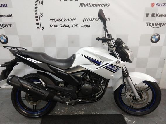 Yamaha Fazer 250 2014 Blue Flex Aceito Moto