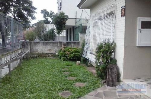 Casa Com 3 Dormitórios À Venda, 442 M² Por R$ 1.500.000,00 - Azenha - Porto Alegre/rs - Ca0256