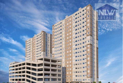 Apartamento Com 1 Dormitório À Venda, 36 M² Por R$ 217.990,00 - Colônia - São Paulo/sp - Ap2455