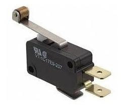 Micro Switch De Leva Con Rueda, V7-1c17e9-207 Honeywell
