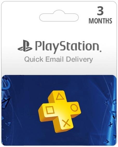 Playstation 3 Meses De Assinatura Nos Eua