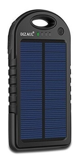 Cargador Solar Bateria Lampara Led Celular Tablet iPhone