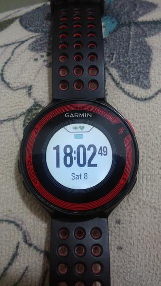 Relógio Gps Garmin Forerunner 220 Usado