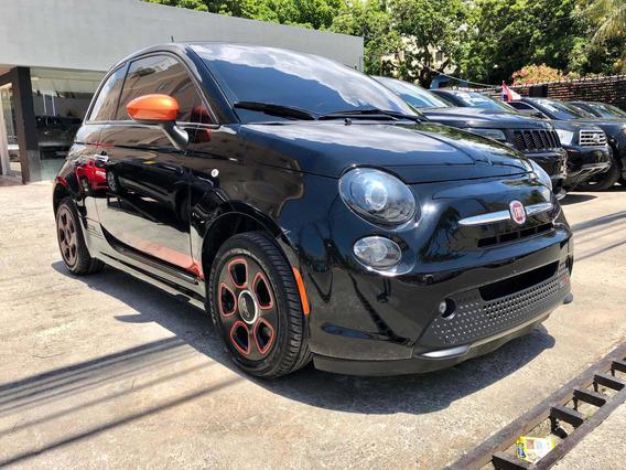 Fiat 500e 2015 Eléctrico Negro