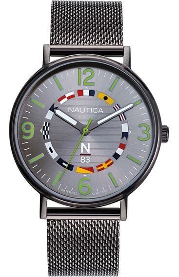 Reloj Nautica Para Caballero Modelo: Napwgs906 Envio Gratis