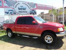 Ford Lobo 4 Puertas 4x2 Nacional Muy Buena