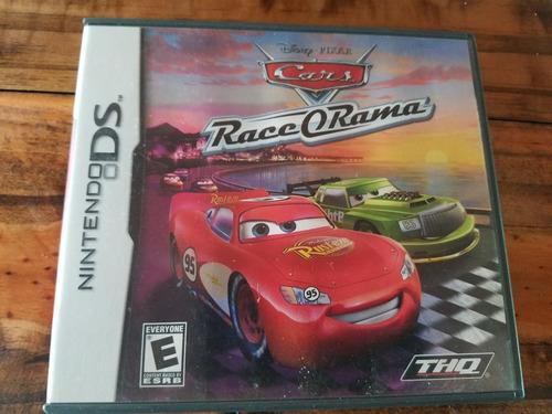Juego Nintendo Ds Cars Original