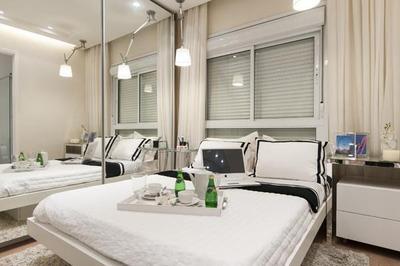 Apartamento Em Vila Mariana, São Paulo/sp De 45m² 1 Quartos À Venda Por R$ 629.550,00 - Ap240278