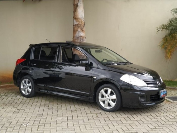 Tiida 1.8 Sl 16v Flex 4p Manual