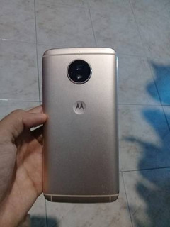 Celular Motorola Dual Sim Moto G5s 32gb Ouro